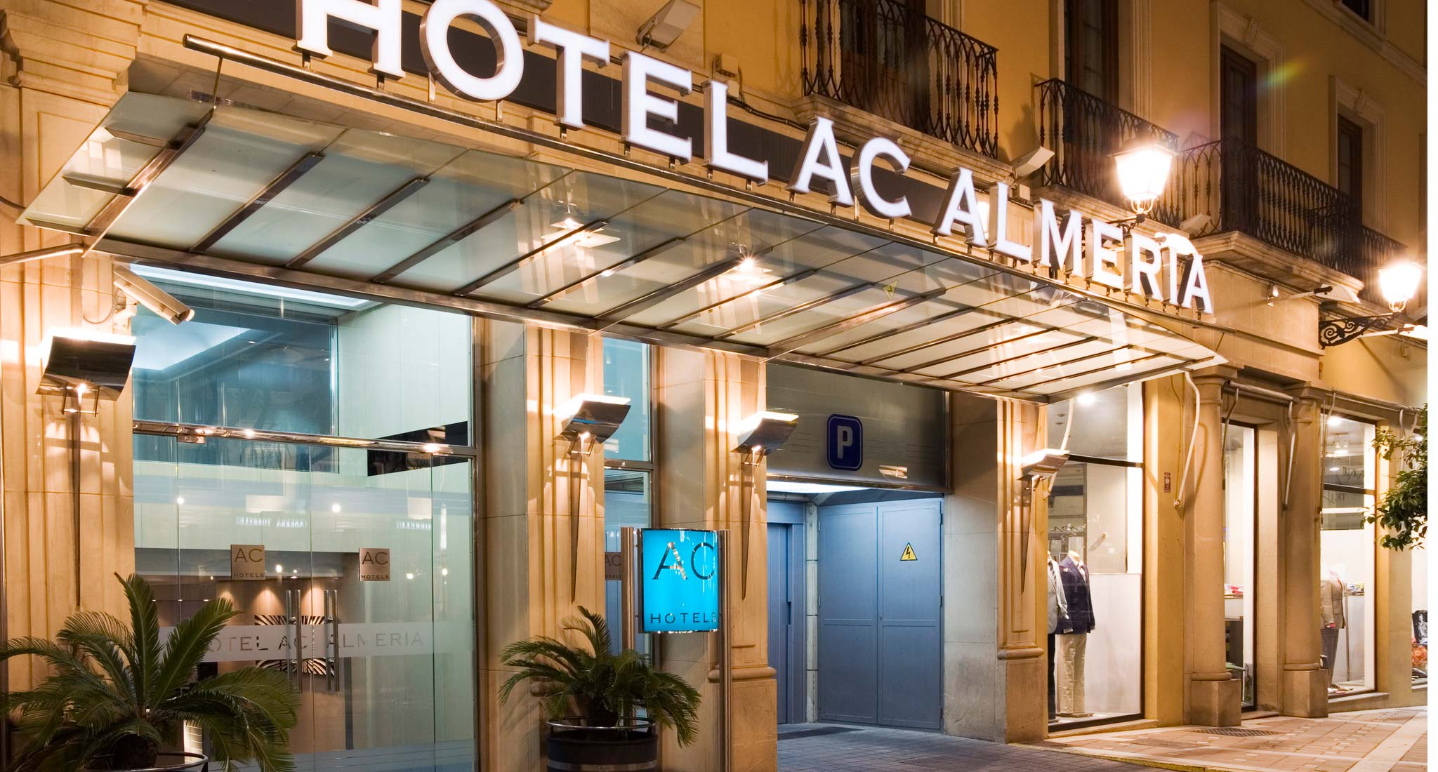 AC Hotel Almería Marriot